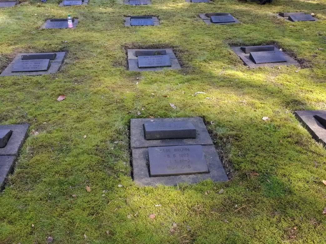 Cemetery Clean Up Image 2